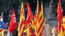 Abdica Rey Juan Carlos   Protesta en Barcelona en contra de la Monarquia Española