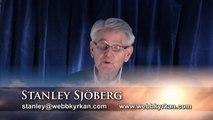 """Stanley Sjöberg - """"Jag är trött på brev från kyrkan om pengar"""""""