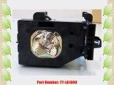 Lampedia Replacement Lamp for PANASONIC PT-43LC14 / PT-43LCX64 / PT-44LCX65 / PT-50LC13 / PT-50LC13-K