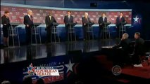 Ron Paul Highlights @ CBS News Republican Debate in South Carolina