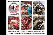 FELONY FIGHTS   Skinhead Nazi Vs  Black Gangsta