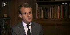 Emmanuel Macron : «Les Français se moquent de savoir si je suis socialiste de gauche, de droite ou social-libéral»