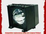 TOSHIBA Y67-LMP / Y66-LMP High Quality Original Bulb Inside Replacement Lamp with Housing for