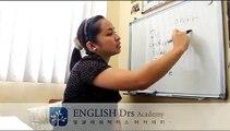 ENGLISH Drs. Academy (ESL High Beginner)