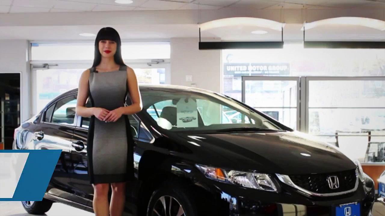 Paragon Honda: 2015 Honda Civic