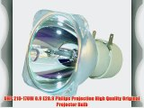 UHP 210-170W 0.9 E20.9 Philips Projection High Quality Original Projector Bulb