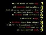 Miracle des chiffres dans le coran sur sourate Al kahf - Les Miracles Du Coran