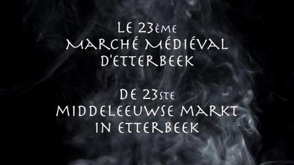 Marché Médiéval d'Etterbeek - (2015) - Middeleeuwse Markt