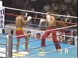 MuayThai VS Kick boxing - USA