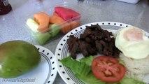 """Challenge """"Régime alimentaire de fou"""" du boxeur Manny Pacquiao - Diet Challenge (7,000+ Calories)"""