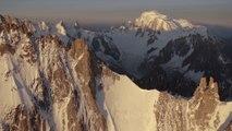 80km - Vu du Ciel Mont-Blanc/Brévent - Chamonix Marathon du Mont-Blanc 2015