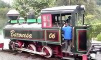Locomotiva em Campos do Jordão