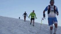 80km - Passage au Brévent - Chamonix Marathon du Mont-Blanc 2015