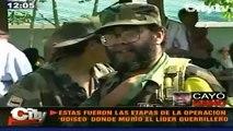 Ecuador en vivo   Las Últimas Noticias del Ecuador y el mundo minuto a minuto   Ejército y Policía de Colombia matan a Alfonso Cano, máximo jefe de las Farc