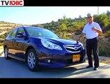 סובארו B4 החדשה - ישר לצמרת?/ Subaru B4 2010