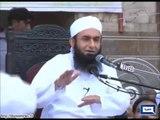 Molana Tariq Jameel Byan In Lahore Badshahi Masjid 26 Jun 2015