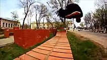 PARKOUR EXTREME 2014 - free running