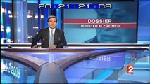 IFRAD : Journal télévisé de France 2 - 9 décembre 2009