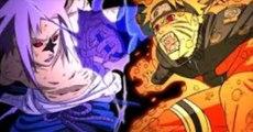 Naruto vs Sasuke - in the  end linking park