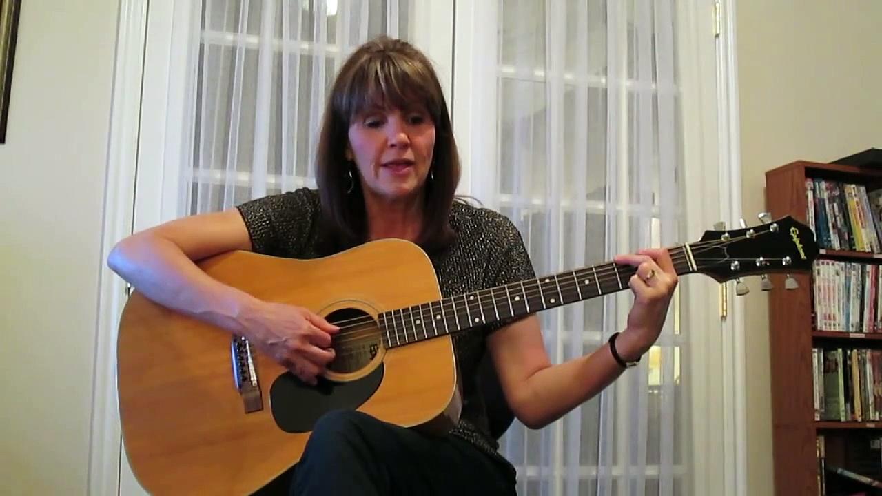 Edelweiss Guitar Tutorial