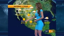 Yanet Garcia la miss météo ultra sexy
