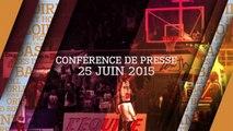 Conférence de Presse du 25 juin  2015