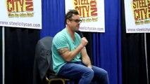 Nicholas Brendon at Steel City Con 2014