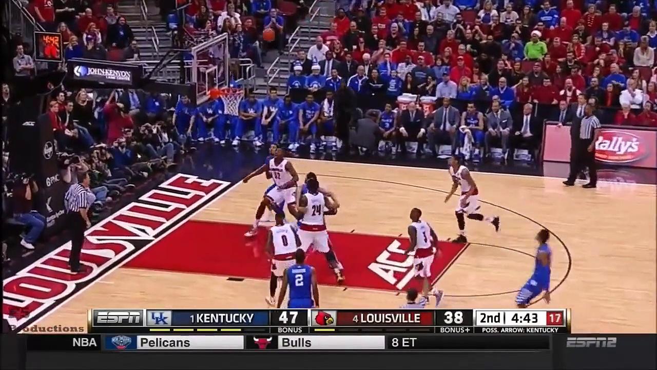 Kentucky Basketball Highlights 2014-15