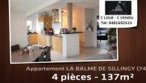 A vendre - LA BALME DE SILLINGY (74330) - 4 pièces - 137m²