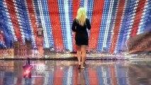 Lorna Bliss   Britain's Got Talent 2011 audition   International Version