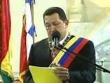 Presidente Chávez reveló carta que advierte planes de magnicidio en Venezuela 1 de 2