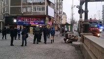 Pompierii in actiune Bucuresti Romania
