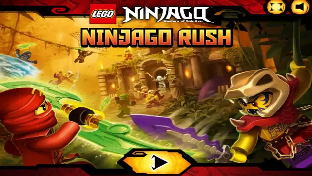 Lego Ninjago: Masters of Spinjitzu - Ninjago Rush Full Game Walkthrough