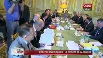 Ecoutes américaines : la riposte de la France