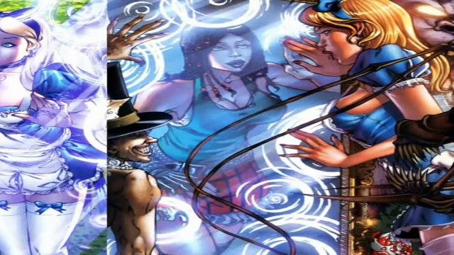 Grimm Fairy Tales: Malice in Wonderland - Spellbound