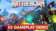 Battleborn | Official E3 2015 Gameplay Demo | HD