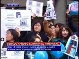 Senado Chile aprueba ley que elimina Timerosal en vacunas