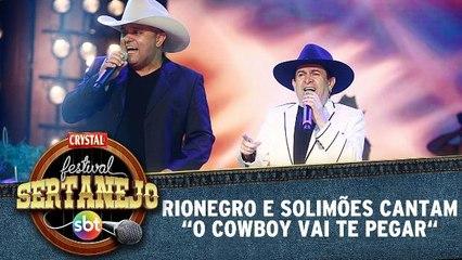 Rionegro e Solimões cantam no Festival Sertanejo