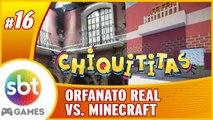 SBT no Minecraft - Orfanato REAL, DICAS para Construir!