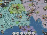 European War 4: Napoleon - Let's Play #2 - Imperial Eagle Campaign Siege of Mantua