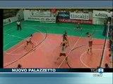 Nuovo palazzetto dello sport Cagliari - da 'buongiorno regione'  tgr rai3  3 febbraio 2010