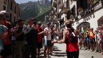 80km - Arrivées Hommes - Chamonix Marathon du Mont-Blanc 2015