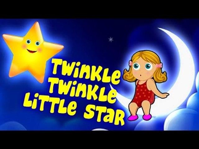Twinkle Twinkle Little Star - Nursery Rhymes Song For Children