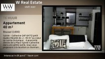 Te huur - Appartement - Brussel (1000) - 40m²