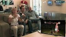 Jeux actu TV/ STAR SELECT Cauet et Cecile de Menibus