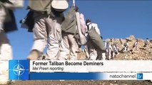 Former Taliban Become EOD Deminers