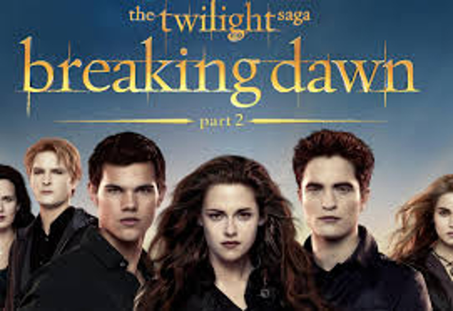 The Twilight Saga Breaking Dawn Part 2 2012 Full Movie Video Dailymotion
