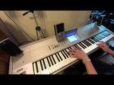 T-ARA 티아라 & Chopsticks Brothers - Little Apple Piano by Ray Mak