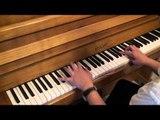 BoB ft. Rivers Cuomo - Magic Piano by Ray Mak