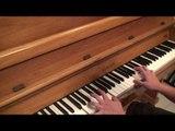 Ne Yo - Mad (Stargate Remix) Piano by Ray Mak